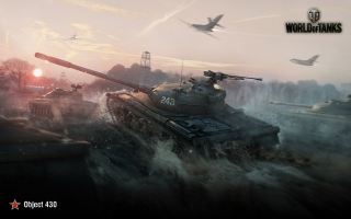 Obj 430 World of Tanks