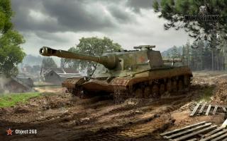 Object 268 World of Tanks