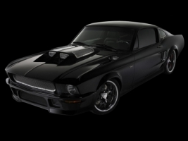 Obsidian Ford Mustang Wallpaper Ford Cars