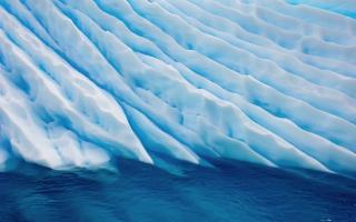 Ocean Glacier