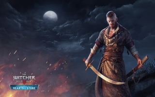 Olgierd The Witcher 3 Wild Hunt