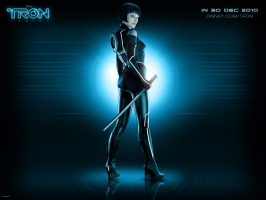 Olivia Wilde as Quorra Tron Legacy
