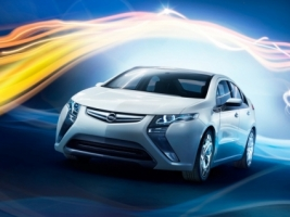 Opel Ampera Wallpaper Opel Cars