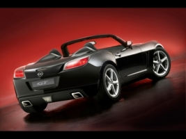 Opel GT Cabrio Wallpaper Opel Cars