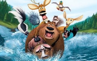 Open Season Movie