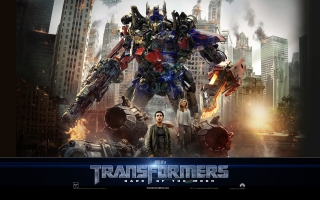 Optimus Prime Transformers 3 Dark of The Moon