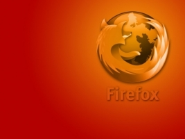 Orange Firefox Wallpaper Firefox Computers