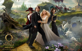 Oz The Great and Powerful 3D Movie