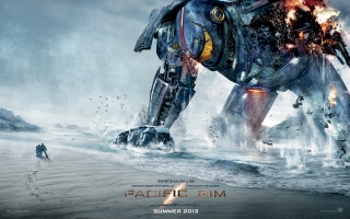 Pacific Rim 2013 Movie