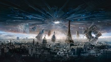 Paris Independence Day Resurgence