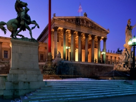 Parliament Building Austria