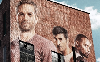Paul Walker's Brick Mansions