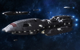 Pegasus Battlestar Galactica