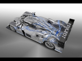 Peugeot 908 HY Wallpaper Peugeot Cars