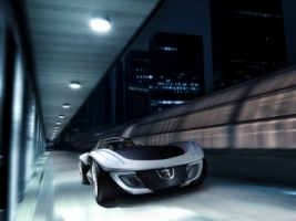 Peugeot Flux Concept 2007 Wallpaper Concept Cars