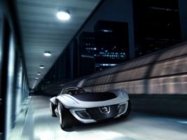 Peugeot Flux Concept 2007 Wallpaper Concept Cars
