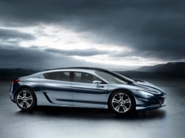 Peugeot RC HYmotion4 Wallpaper Peugeot Cars
