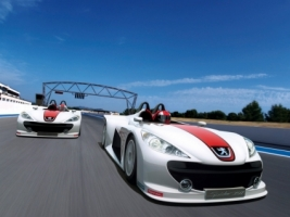 Peugeot Spider 207 Race Wallpaper Peugeot Cars