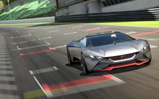 Peugeot Vision Gran Turismo 2015