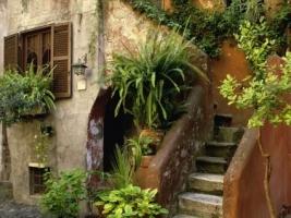 Piazza Arco Degli Acetari Wallpaper Italy World