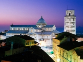Piazza dei Miracoli Wallpaper Italy World