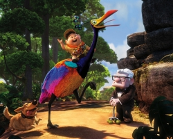 Pixar's UP Animation Movie
