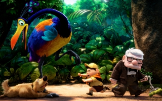 Pixar's UP HD Wide