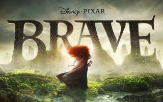 Pixar Brave 2012