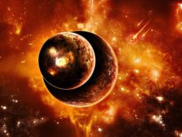 Planets Burning