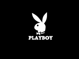 Playboy logo Wallpaper Brands Other