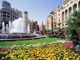 Plaza del Ayuntamiento Spain