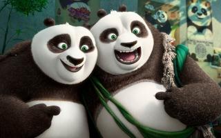 Po Li Kung Fu Panda 3