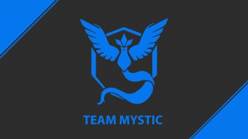Pokemon Go Team Mystic Team Blue 4K
