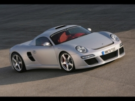 Porsche 2008 RUF Wallpaper Porsche Cars