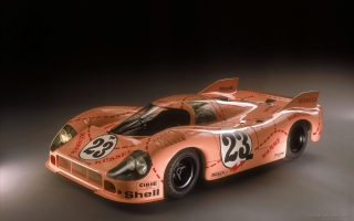 Porsche 917 Greatest Racing Car in History