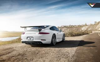 Porsche 991 Carrera S Vorsteiner V GT Aero Program