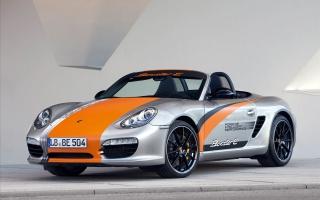 Porsche Boxster E 2011