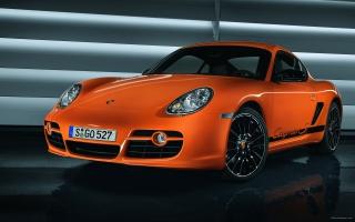 Porsche Cayman S Sport HD