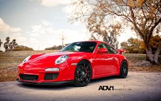 Porsche GT3 ADV1
