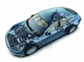 Porsche Panamera 3D Wallpaper Porsche Cars