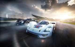 Porsche Vision GT Concept