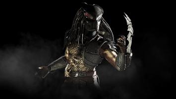 Predator Mortal Kombat X