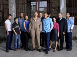 Prison Break Cast Wallpaper Prison Break Movies