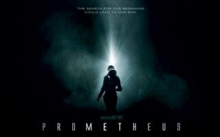 Prometheus 2012 Movie