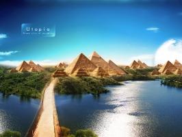 Pyramids of Utopia