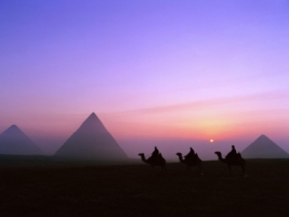 Pyramids Wallpaper Egypt World