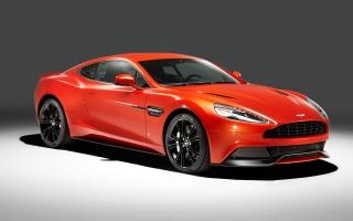 Q by Aston Martin Vanquish 2014