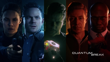 Quantum Break Cast