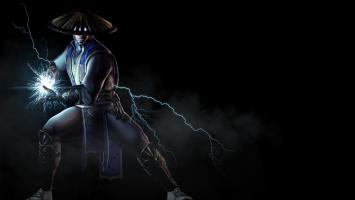 Raiden Mortal Kombat X 4K 5K