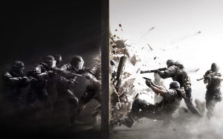 Rainbow Six Siege 2015 Game